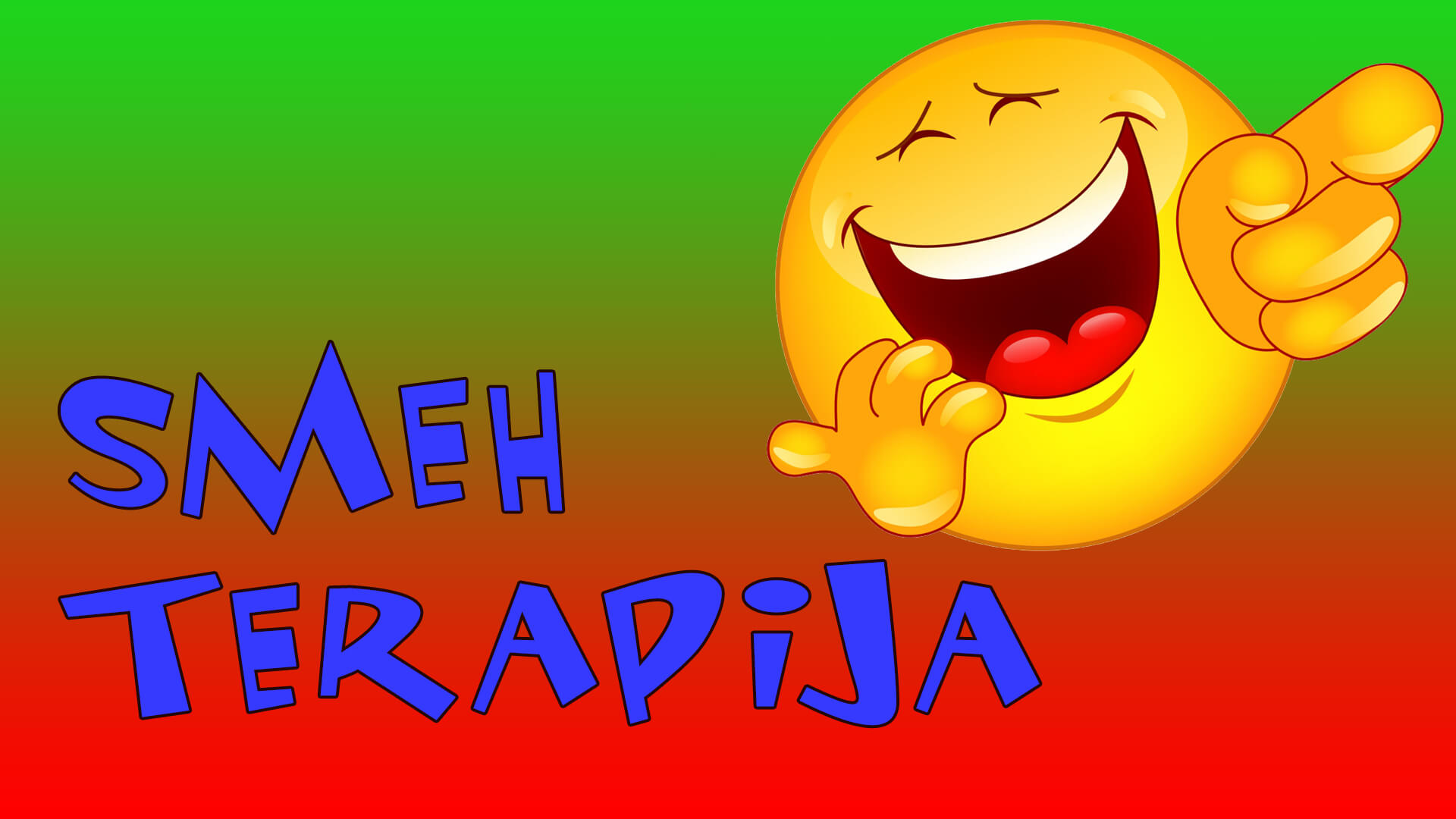 Smeh Terapija