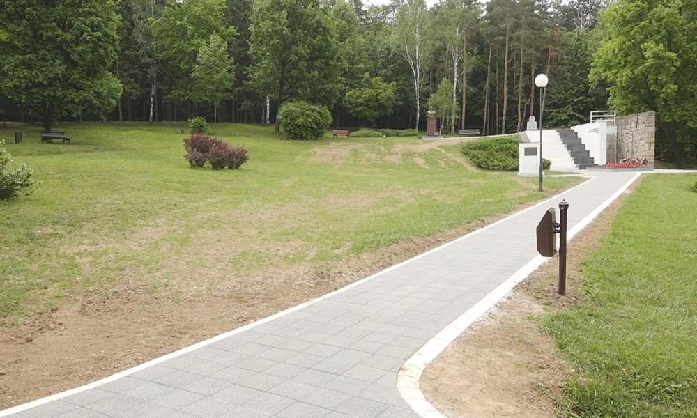 Gazstrojprom nastavlja obnovu Spomen parka Čačalica