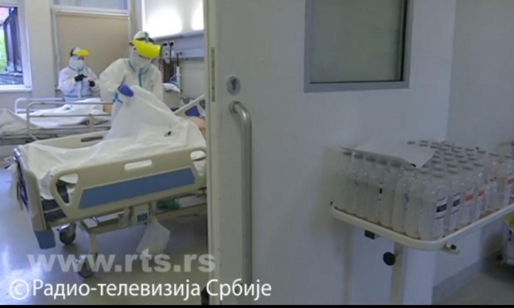 OB Požarevac: Oko dve trećine hospitalizovanih nalazi se na terapiji kisonikom