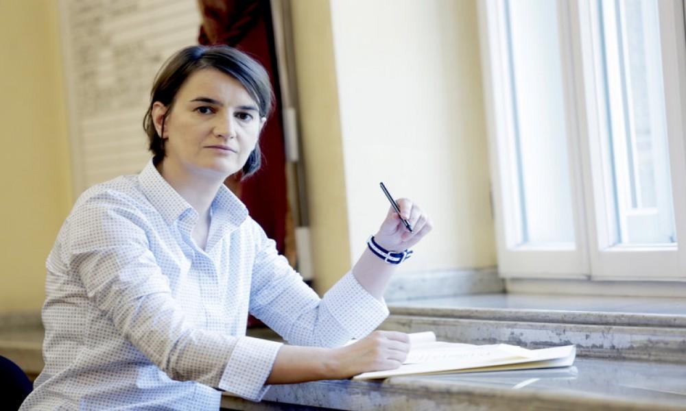 Ana Brnabić o vređanju žena