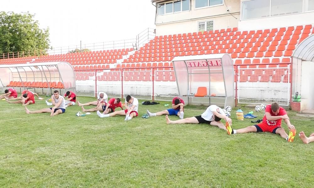 FK MLADI RADNIK 1. JULA POČEO PRIPREME