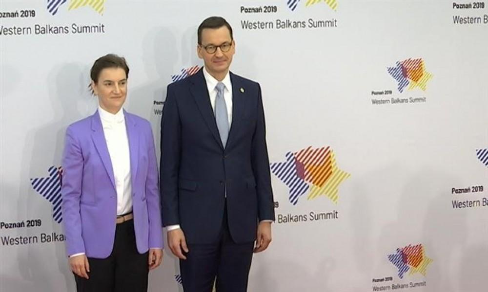 Ana Brnabić danas na Samitu Zapadnog Balkana, najavljen dolazak Haradinaja