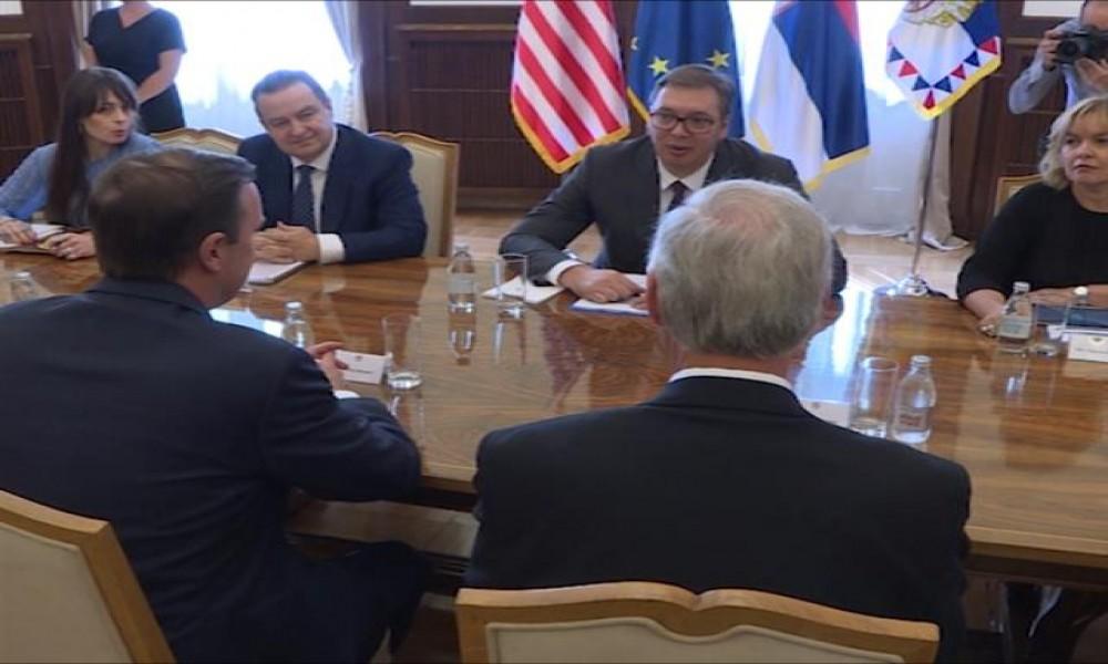 Vučić sa ministarkom Gvatemale: Gvatemala istinski prijatelj