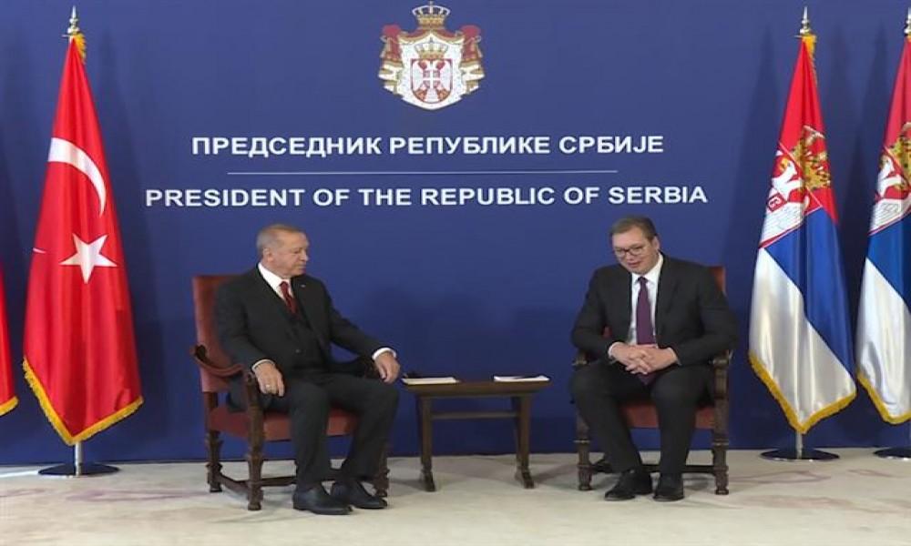 Vučić i Erdogan za dalje unapređenje dobre saradnje