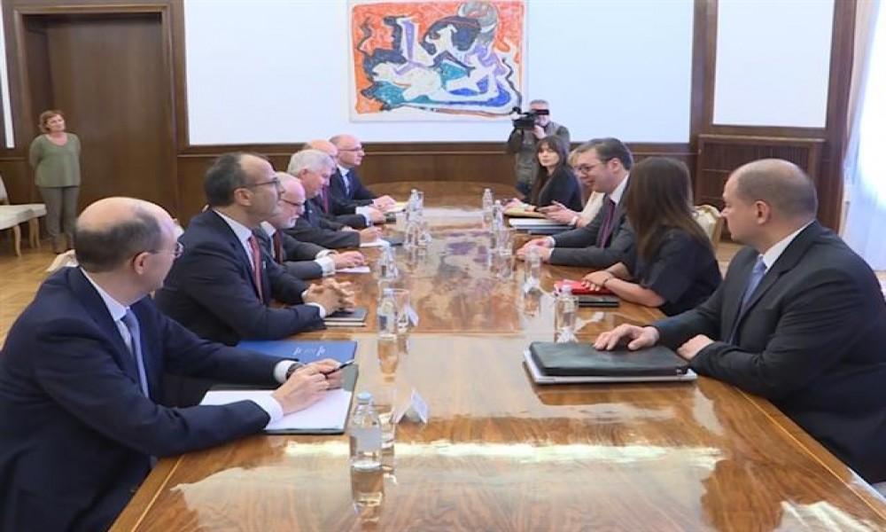 Počeo sastanak lidera procesa Brdo-Brioni u Tirani