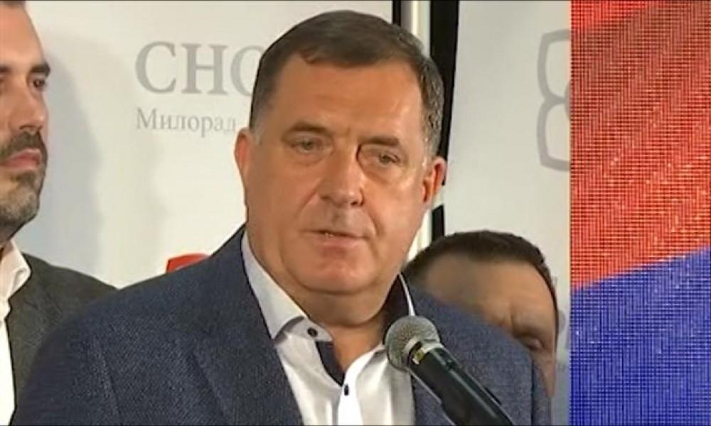 Pobeda Dodika, Džareferovića i Komšića za Predsedništvo