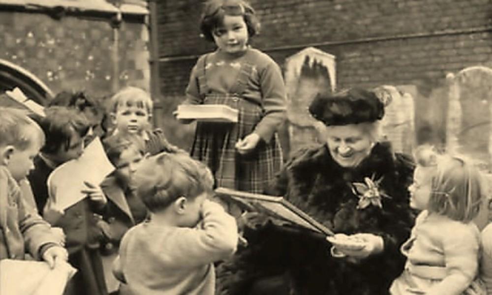 22. Mudrosti Marije Montesori pustite decu nauče sama