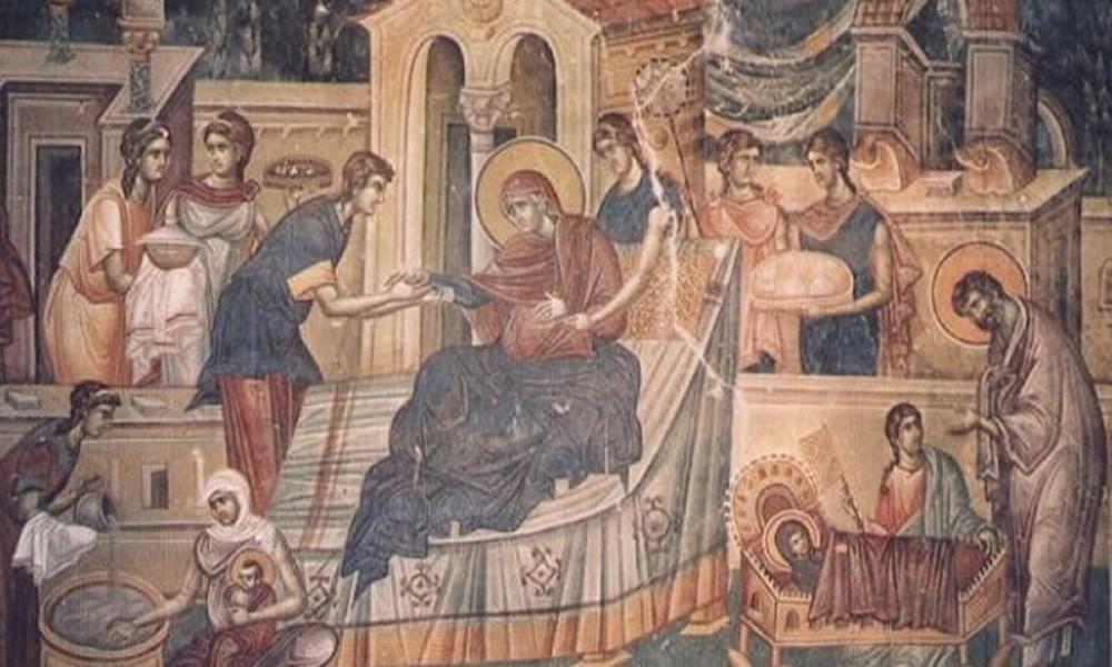 SUTRA JE MALA GOSPOJINA Slavimo rođenje Bogorodice Marije