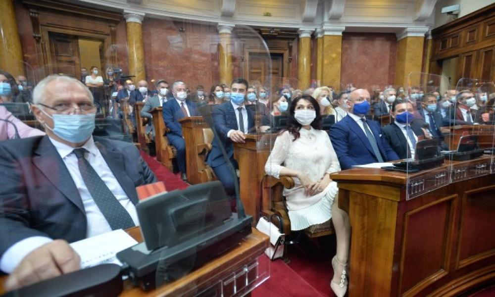 Srbija dobila novu Skupštinu