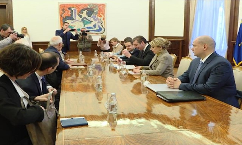 PR protiv dijaloga, SRB za mir i stabilnost
