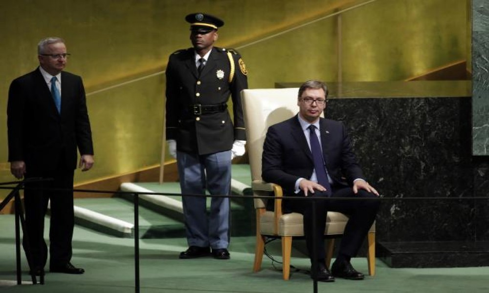 Sastankom sa Guterešom Vučić završava posetu Njujorku