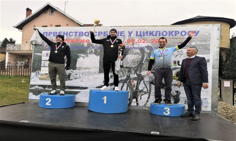Na Srebrnom jezeru održano šesto prvenstvo Srbije u ciklo krosu