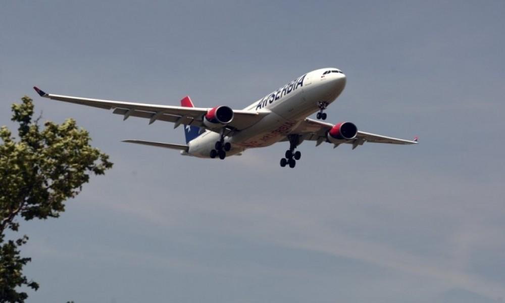 "Avion ""Er Srbije"" odleteo za London po naše građane"