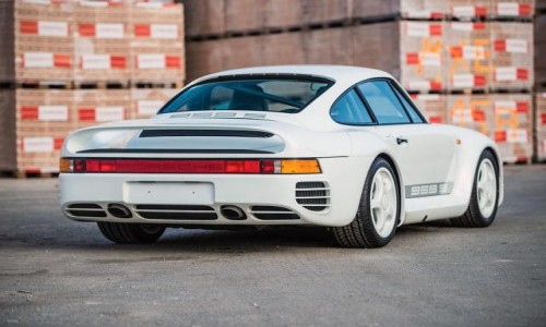 Redak Porsche 959 prodat po rekordnoj ceni