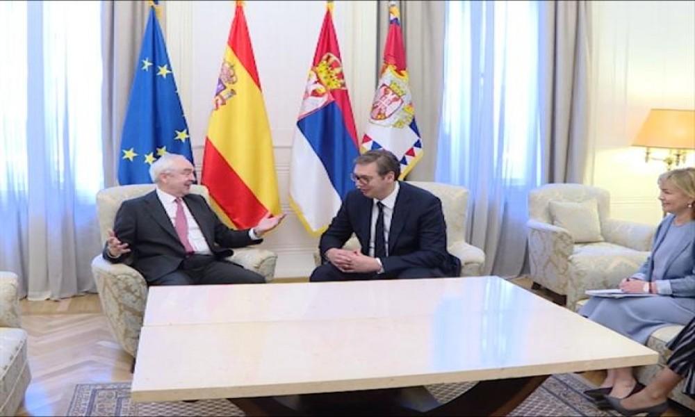 Srbija će uvek biti iskren prijatelj Španije