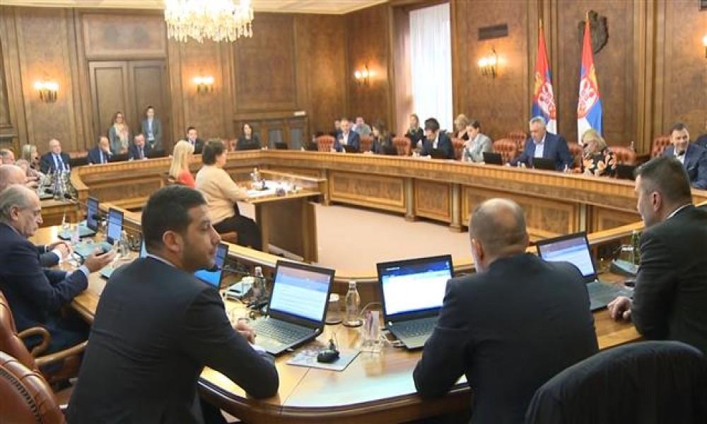 Vlada usvojila predlog zakona o planiranju i izgradnji