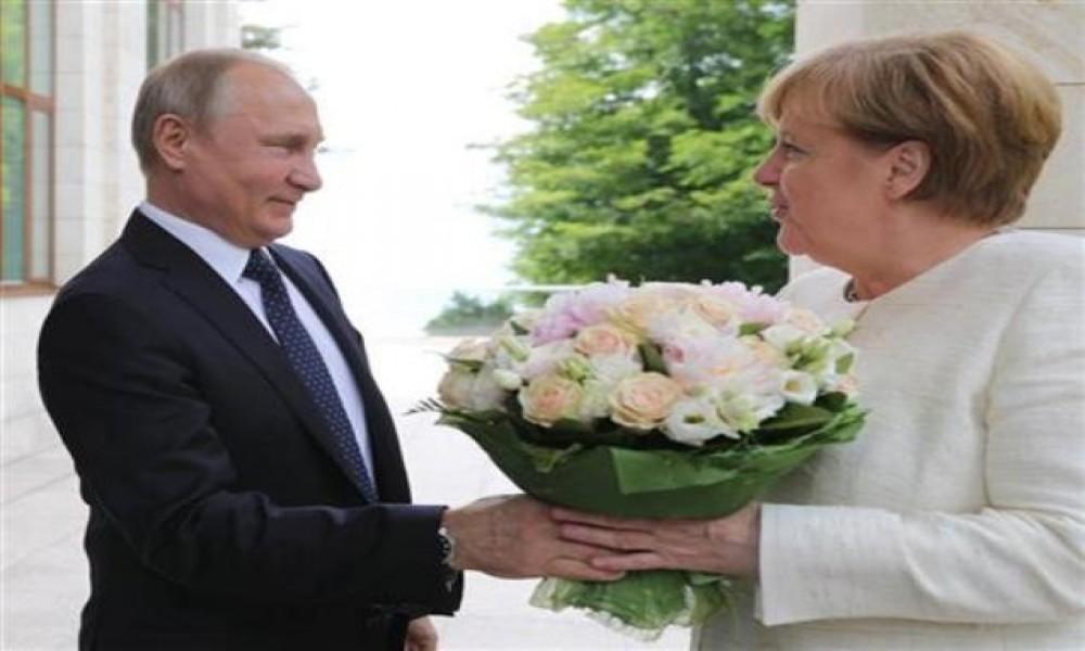 O čemu će pričati Merkelova i Putin ovog vikenda u Berlinu