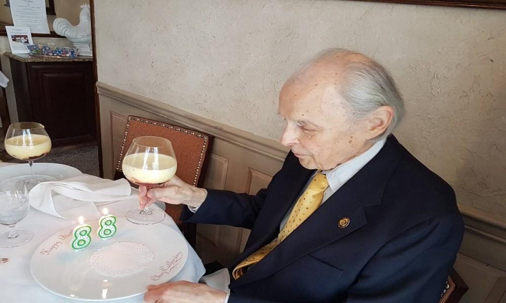 Vilijam Bil Terbo umro u 89. godini u svojoj kući