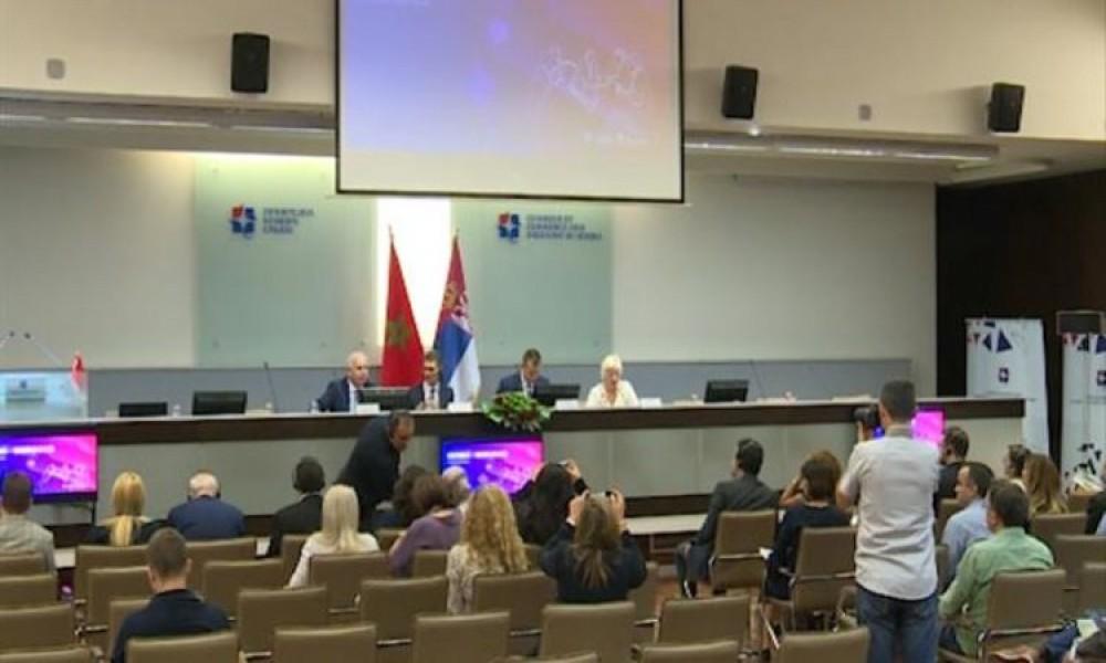 Srbija i Maroko za dalje jačanje poslovne saradnje