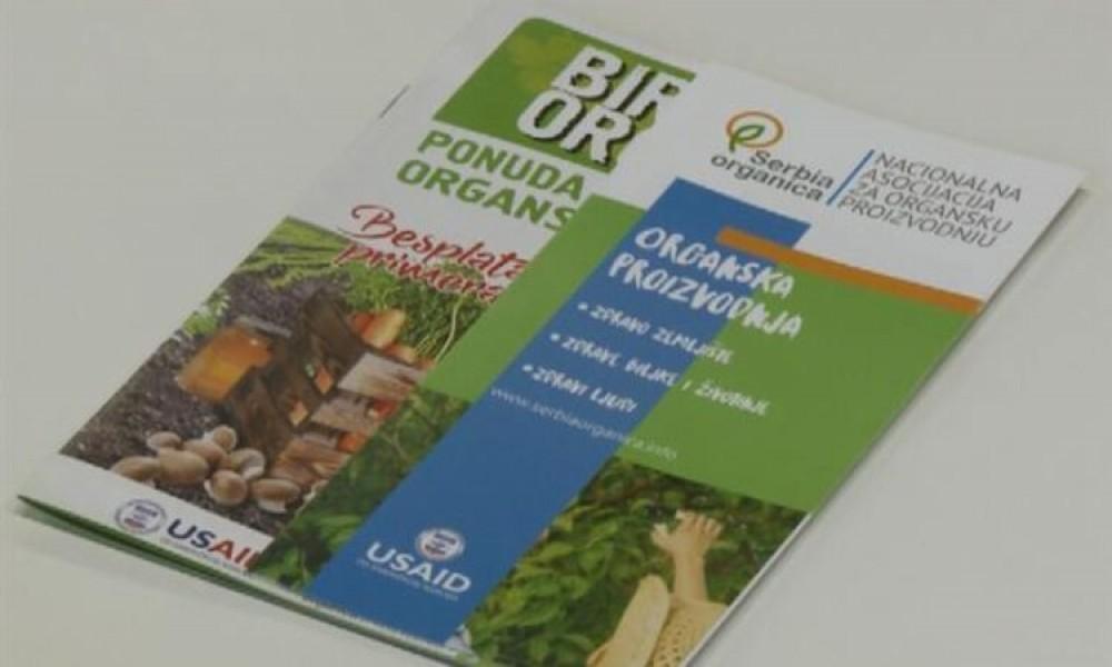 Prva baza organske proizvodnje u Srbiji uz podršku USAID