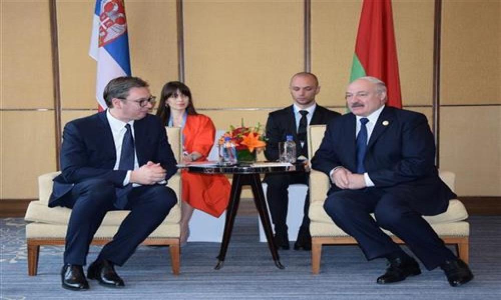 Vučić sa Lukašenkom