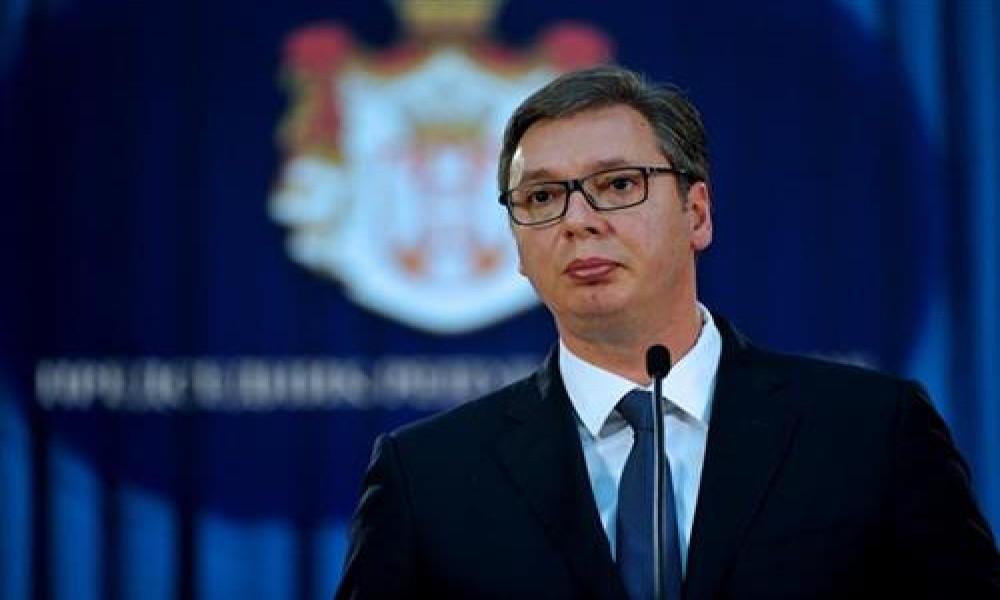 Vučić čestitao Pendarovskom izbor za predsednika Severne Makedonije