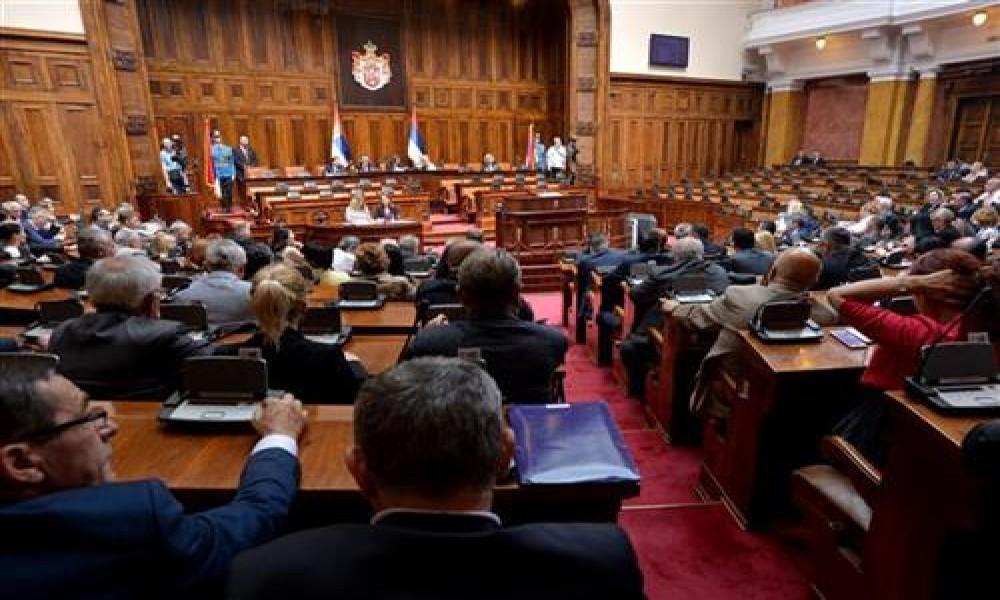 Poslanici pitali o izbornim uslovima, odnosima s Crnom Gorom