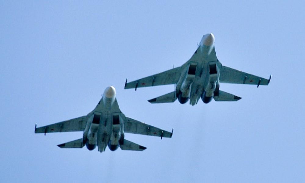 Ruski avioni pokušali da presretnu američke blizu granice Rusije