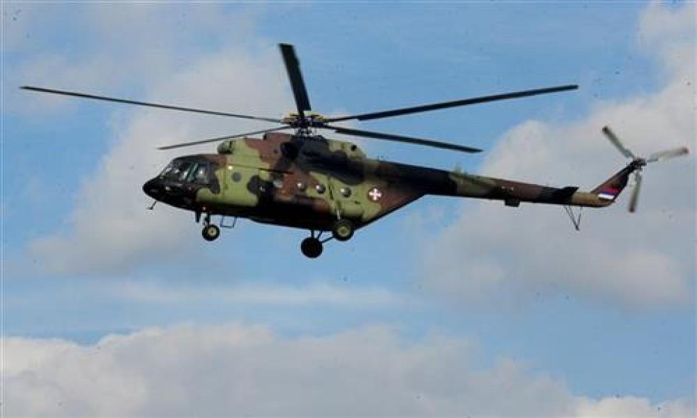 Helikopter  gazela  oštećen tokom obuke, članovi posade bez težih povreda