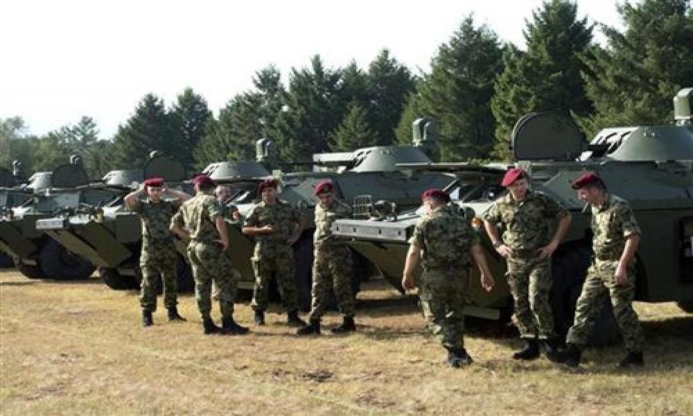Vojska dobila unapređenu verziju BRDM2
