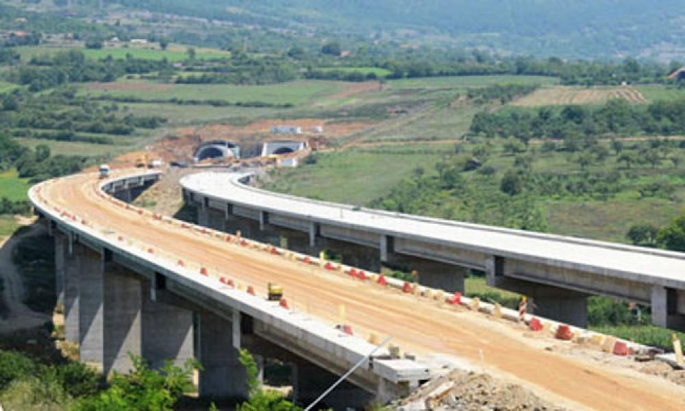 Otvaranje novih puteva, simbol napretka Srbije
