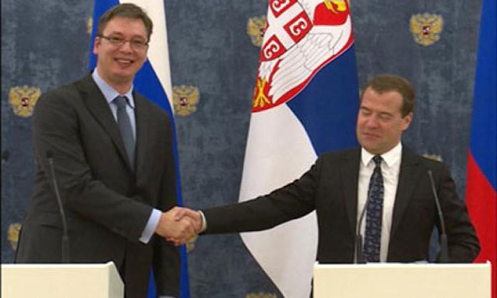 Medvedev u Beogradu na proslavi pobede nad fašizmom
