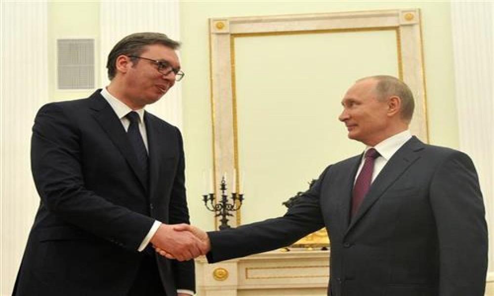 Vučić čestitao Putinu rođendan, sastanak u Moskvi do kraja godine