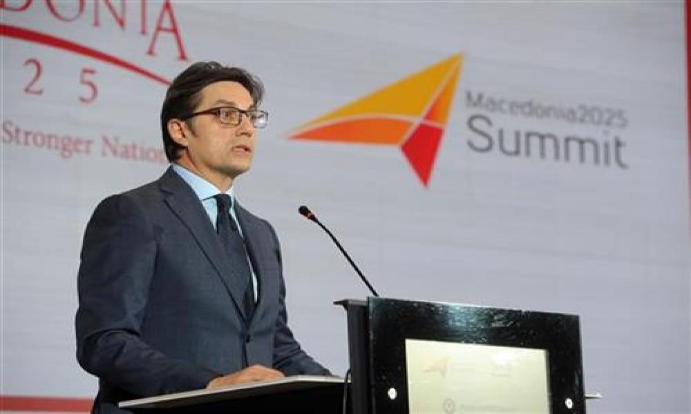 Predsednik Severne Makedonije sutra u zvaničnoj poseti Srbiji