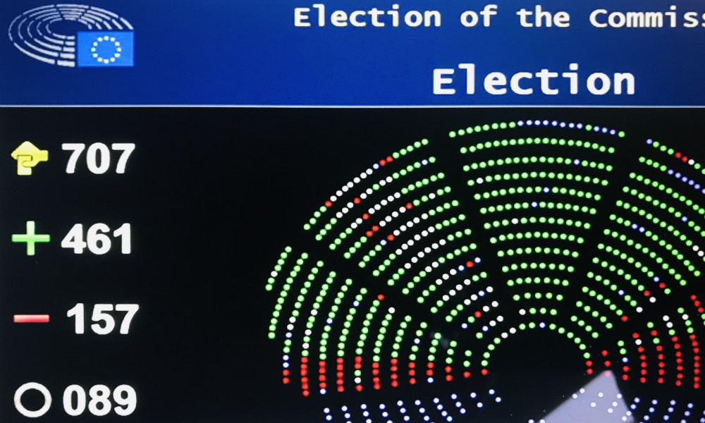 Evropski parlament potvrdio mandat nove Evropske komisije