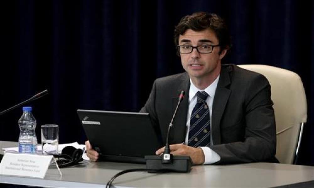 MMF STIŽE U KONTROLU REFORMI Misija u Beogradu od 24. do 28. februara