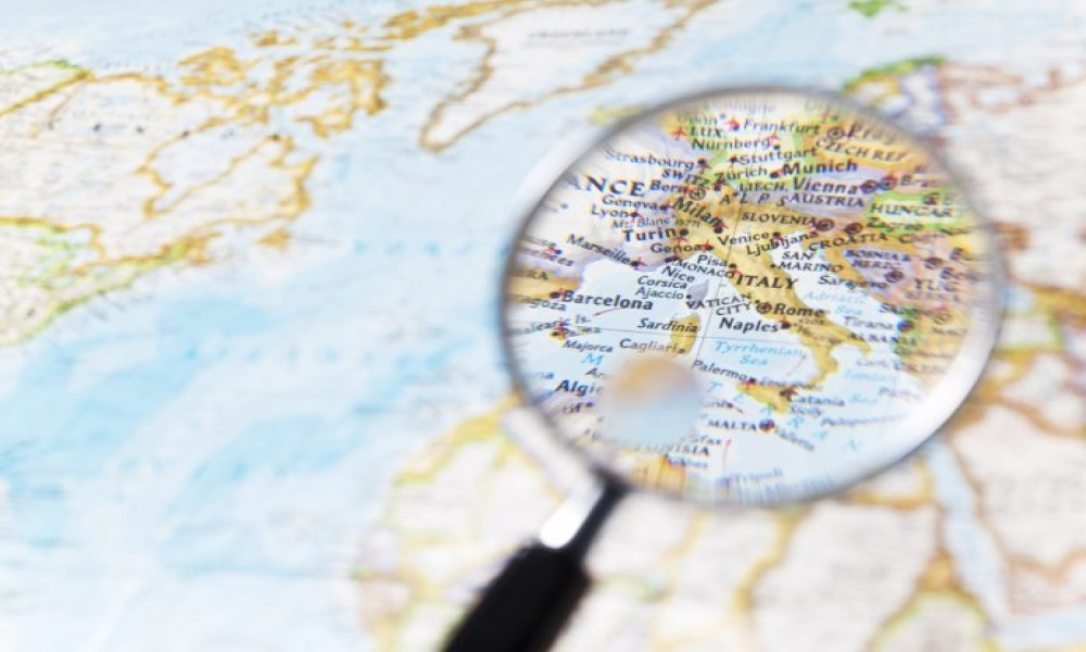 5 čarobnih malih gradova Evrope