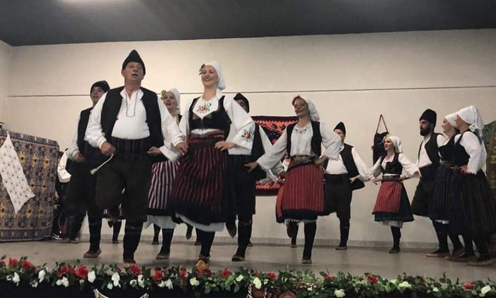 TREĆI MEĐUNARODNI FESTIVAL FOLKLORA U  BRANIČEVU