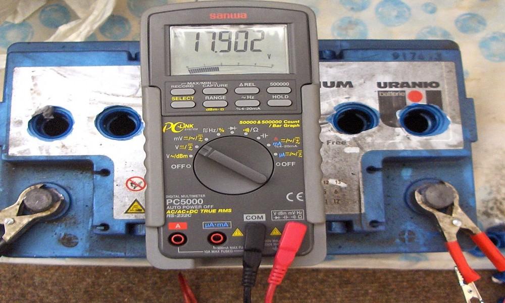 Akumulator - održavanje i punjenje : Desulfatizacija akumulatora