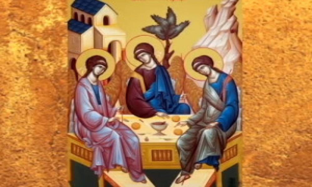 Dan Svete Trojice, običaj je da se kuće i crkve ukrašavaju zelenilom