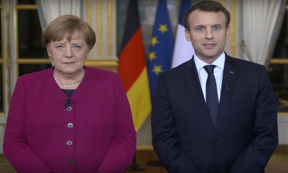 Merkel i Makron potpisali sporazum o JAČANJU nemačko-francuskih odnosa