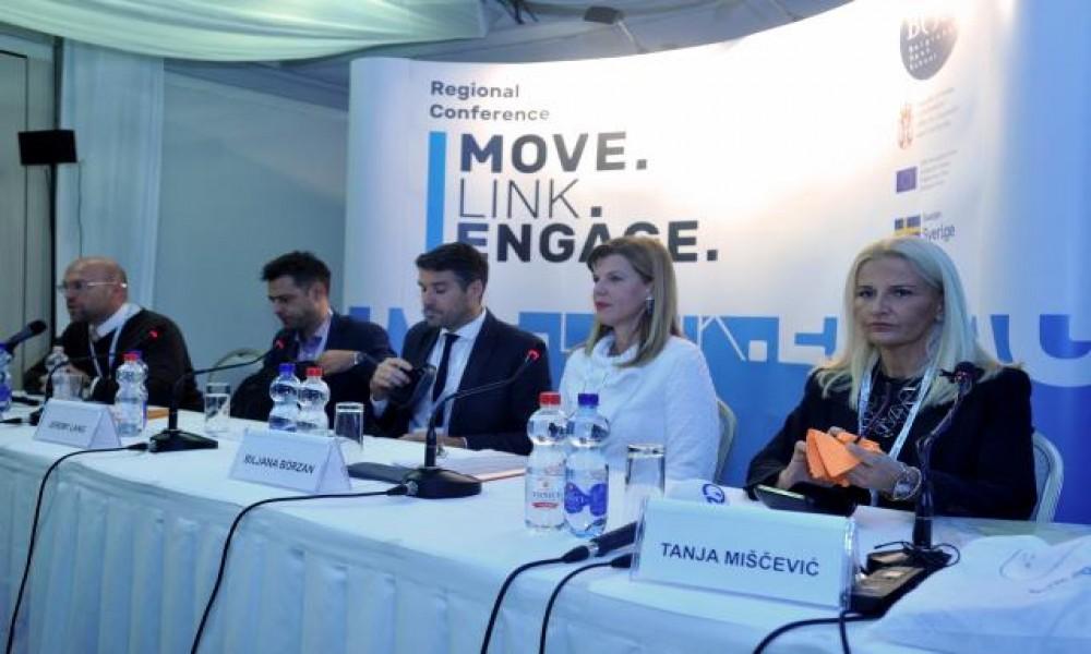 Konferencija o Berlinskom procesu, EU i Zapadnom Balkanu
