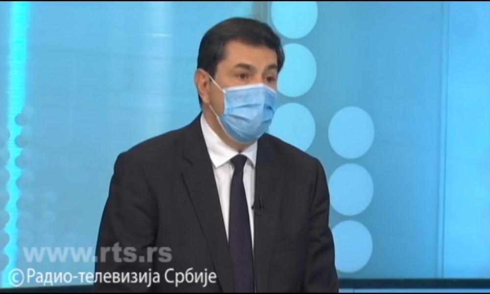 Ašanin: Sve više bolnica izlazi iz kovid sistema