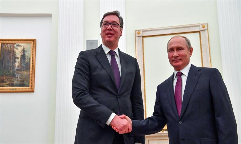 Putin već ima svoje selo, figuru, šljivovicu
