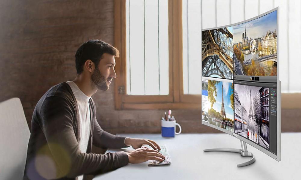 Philips ima najveći zakrivljeni 4K monitor - od 40 inča