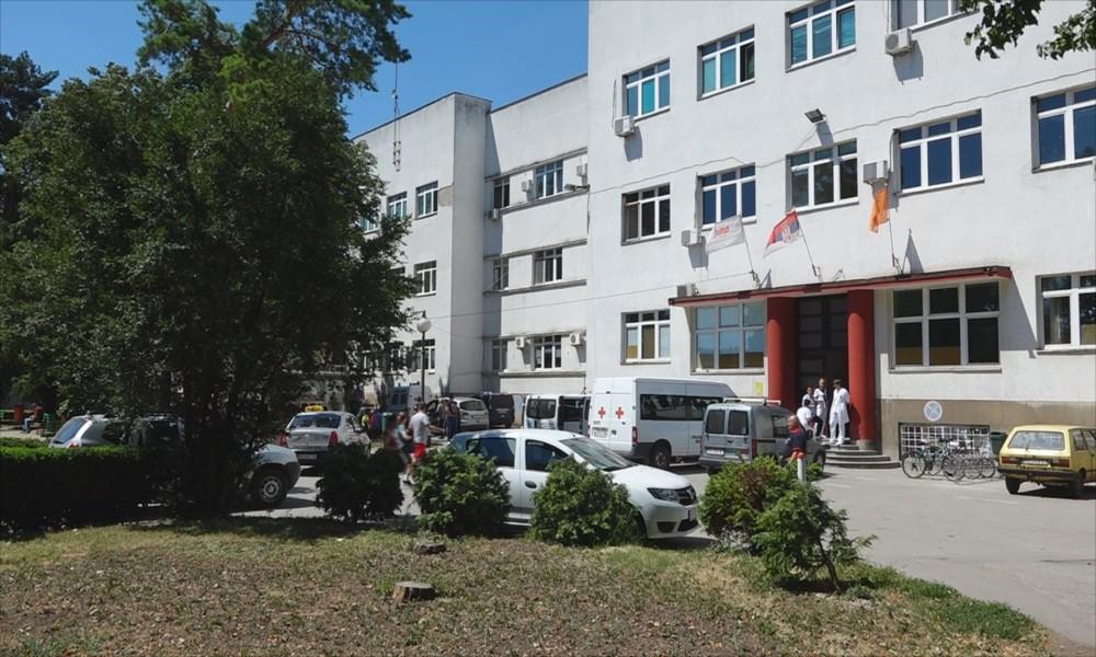 Požarevačka kovid bolnica popunjena do maksimima