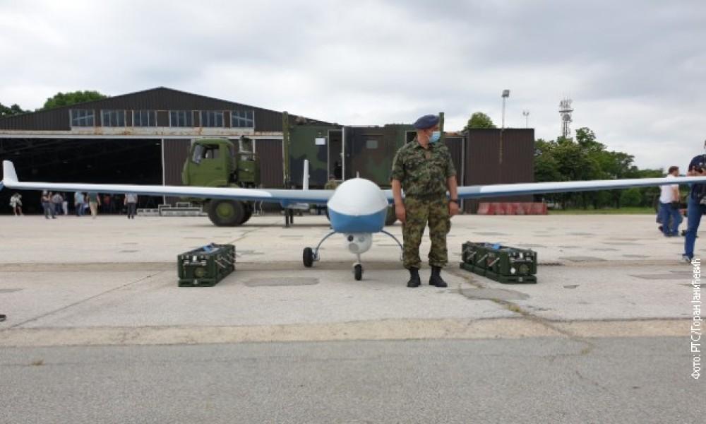 Novi dronovi Vojske Srbije