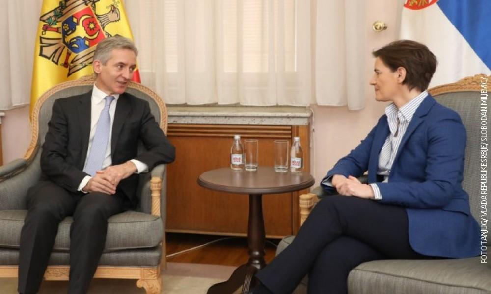 Prijateljski donosi Srbije i Moldavije