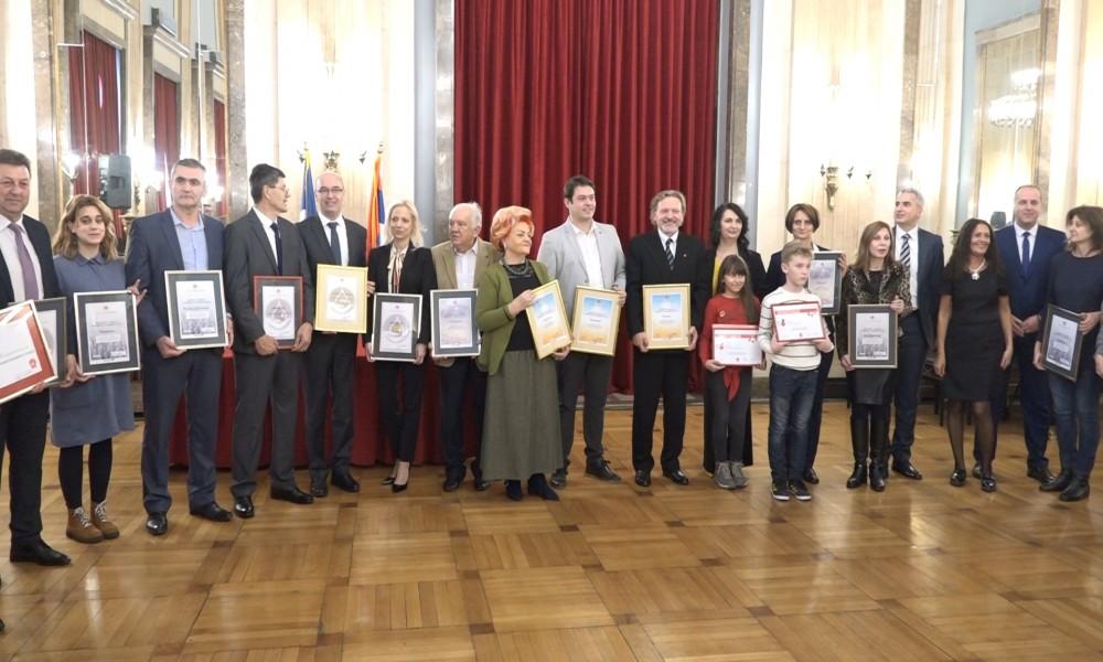 GRAD POŽAREVAC PO DEVETI PUT PROGLAŠEN ZA NAJHUMANIJU SREDINU U SRBIJI