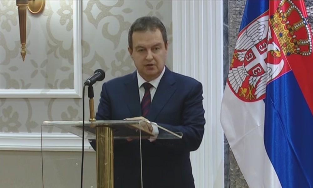 Dačić: Slika je promenjena, Priština mora da ukine takse
